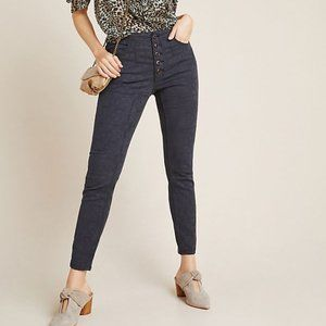 Pilcro and the Letterpress High Rise Skinny Pants